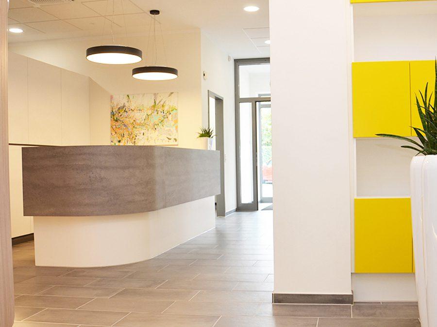 Arbeitsorte im Umschwung – Büroplanung
